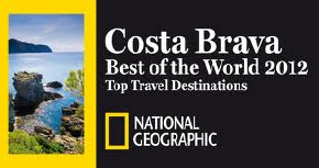 Costa Brava: Best of the World 2014. Top Travel Destionations. National Geographic.